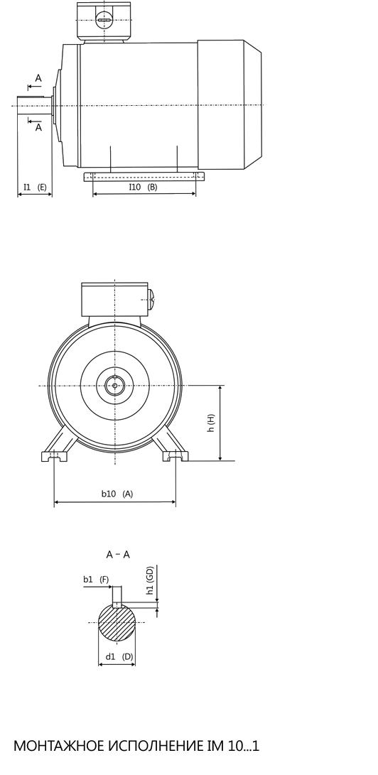 АИРЕ / YL/ ML 100L2 (IM 1081)